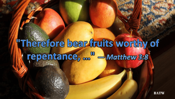 bear-fruits-meet-for-repentance