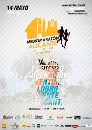 Viii Medio Maratón Alicante 14 Mayo 2017 A To Trapo