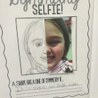 Symmetry Selfie