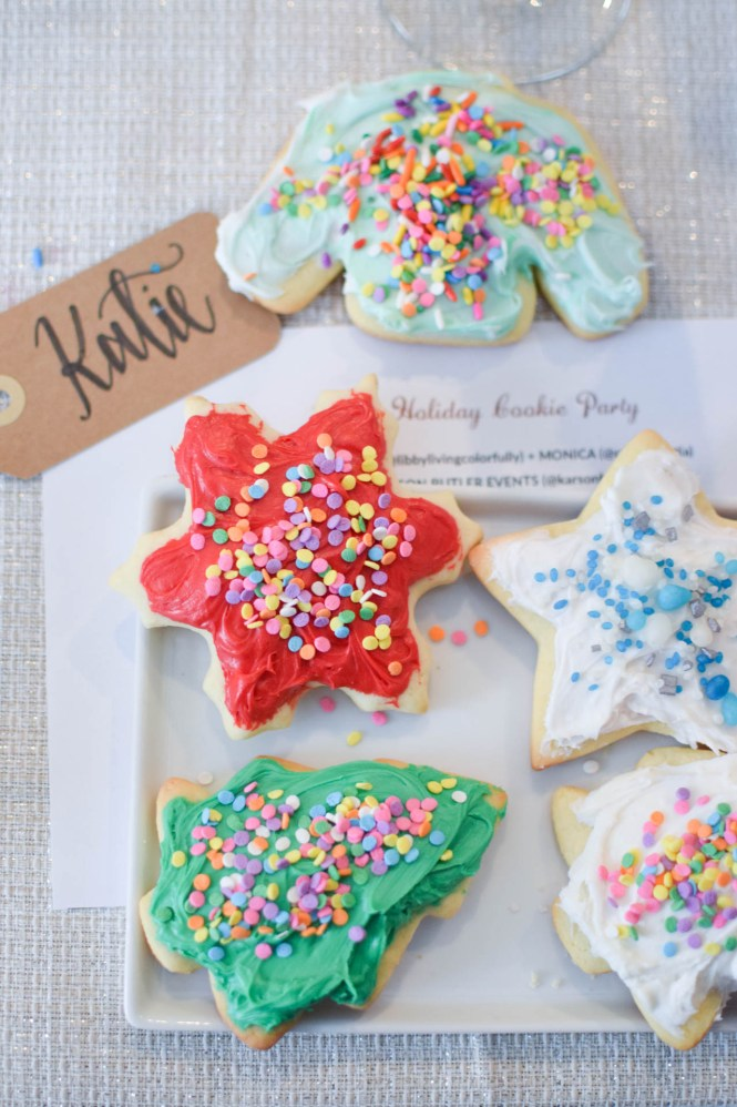 Christmas Cookie Exchange Party So Many Pretty Treats Recipes And Ideas