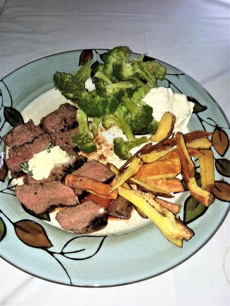 Steak and Frites