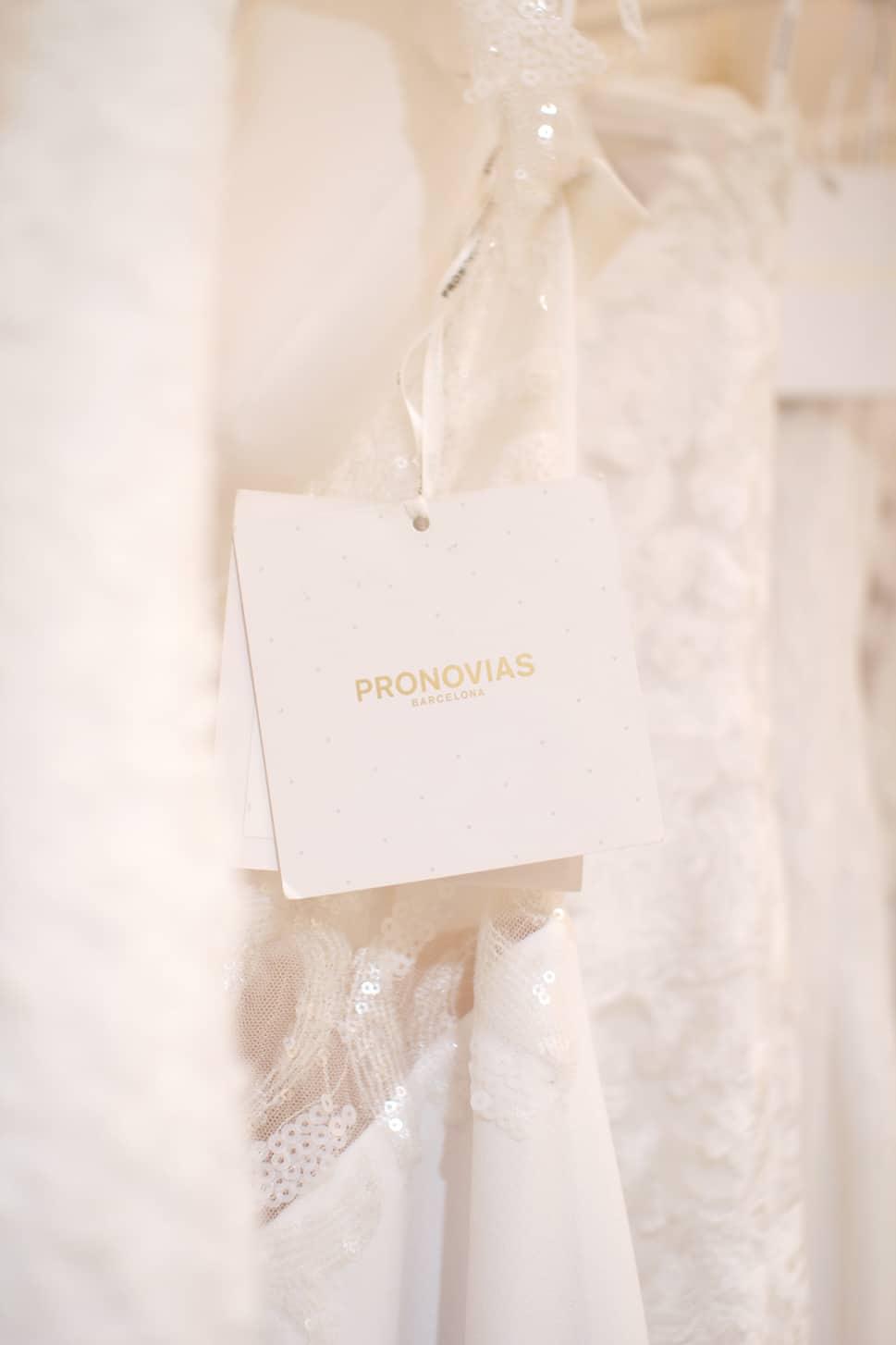 pronovias robes de mariées