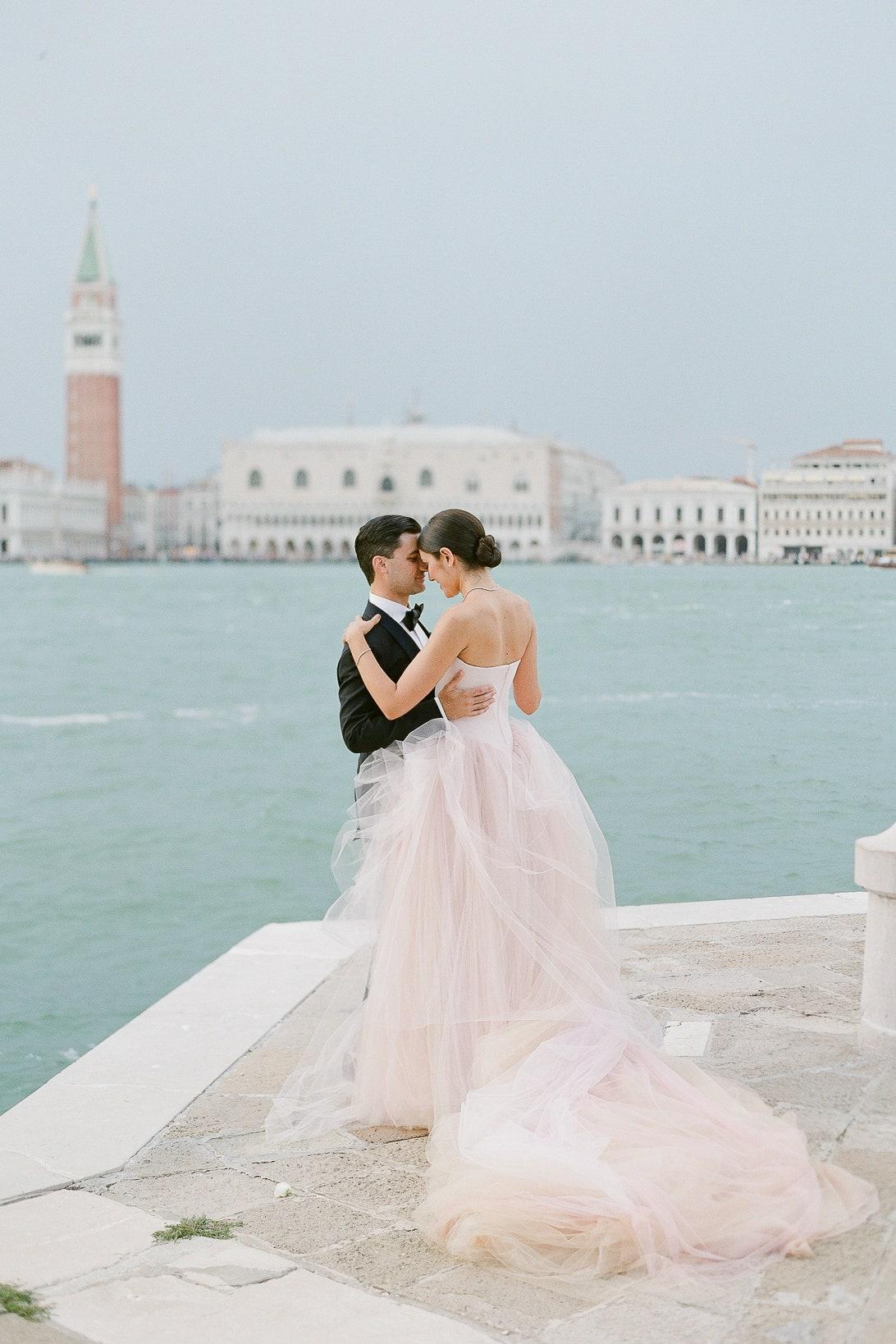 mariage luxe en italie venise