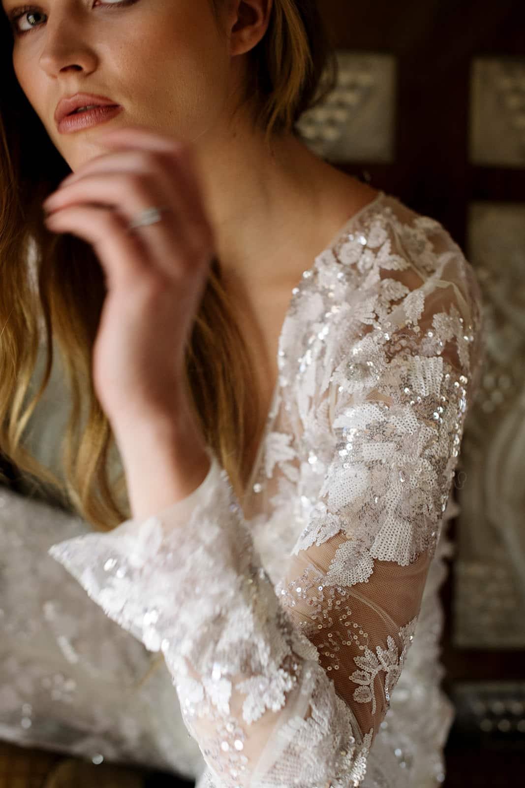 Robe de mariée luxe agence wedding planner