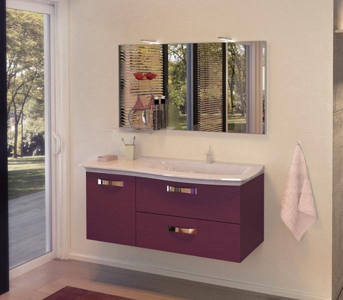 meuble de salle de bains curve de burgbad 2