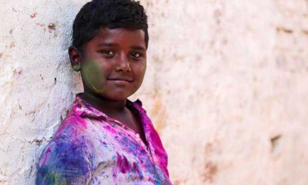Essay on Holi Festival in English for School Kids & Students