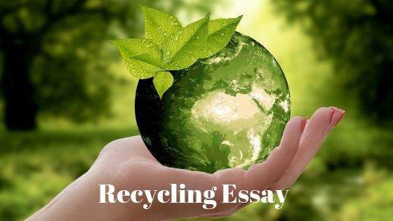 Recycling Essay in English