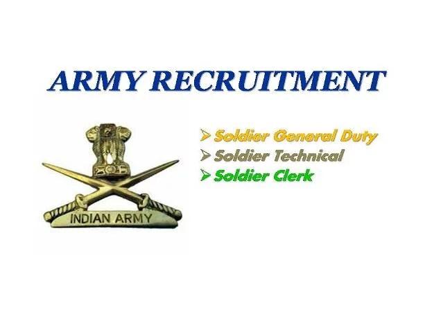 Army Recruitment Rally 2020