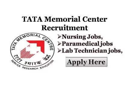 Latest TMC Recruitment