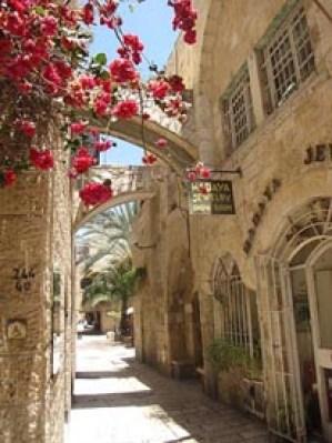 Old City Jerusalem - Jewish Quarter