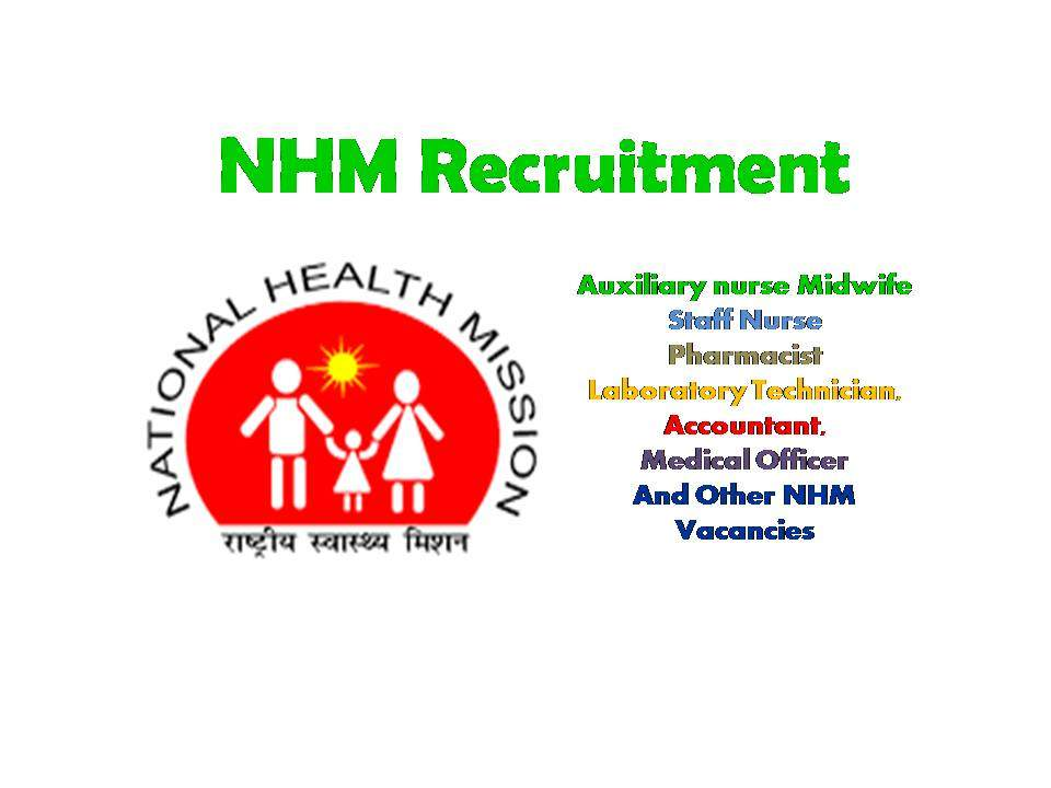 NHM UP 2020 Recruitment