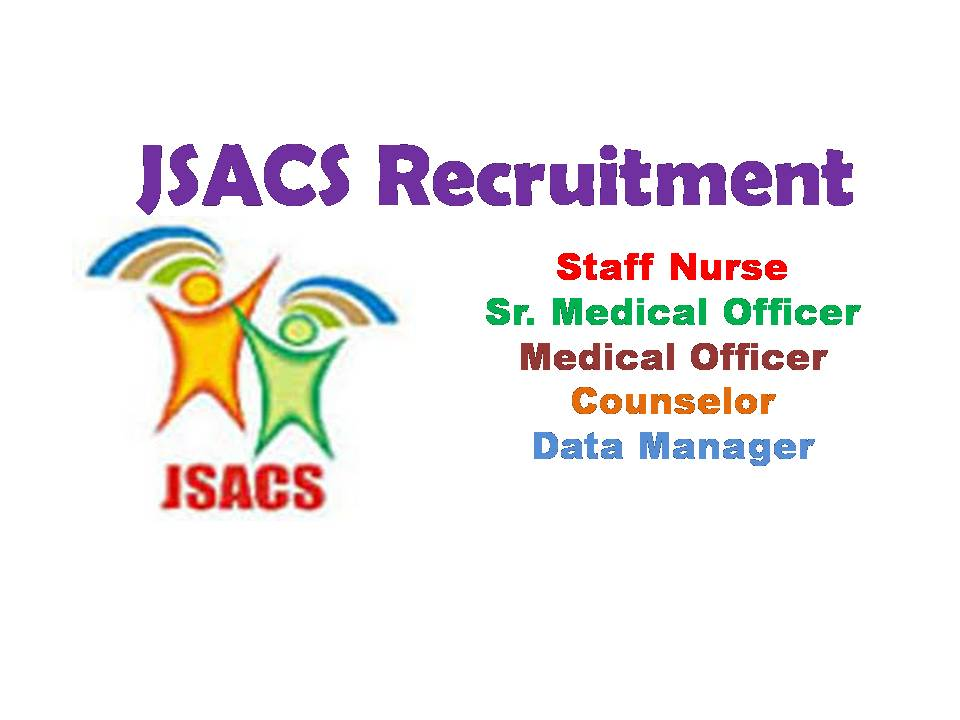 JSACS Recruitment 2019