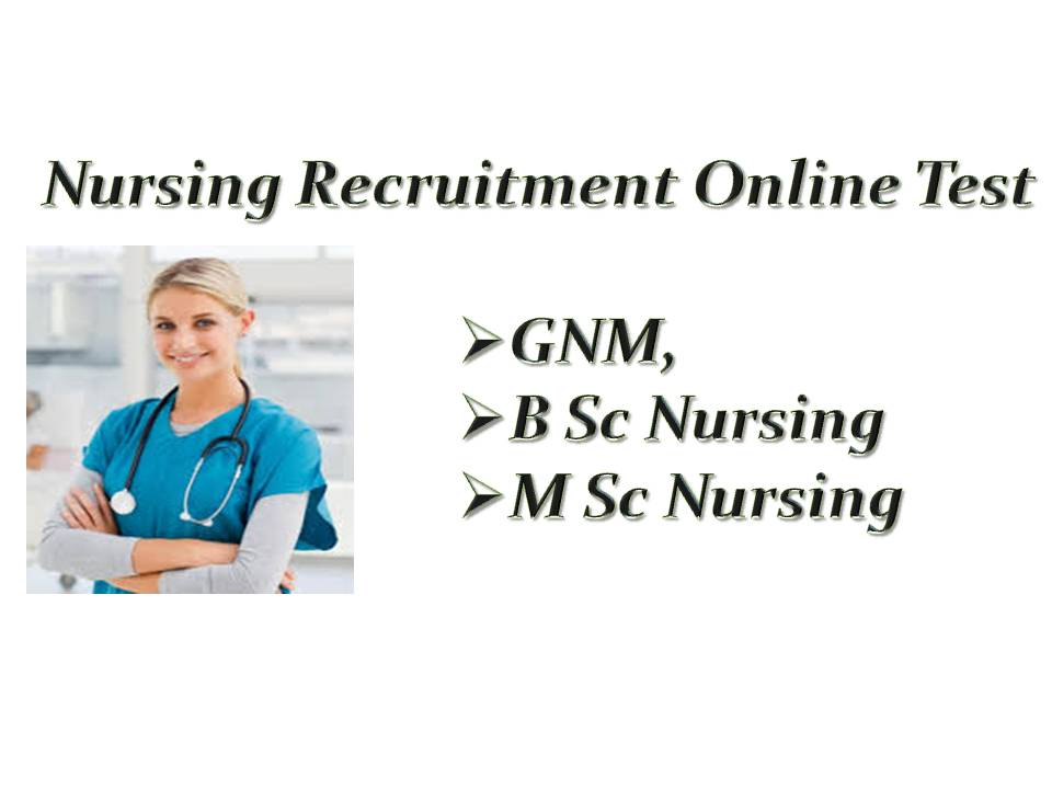 Staff Nurse Recruitment Model Papers
