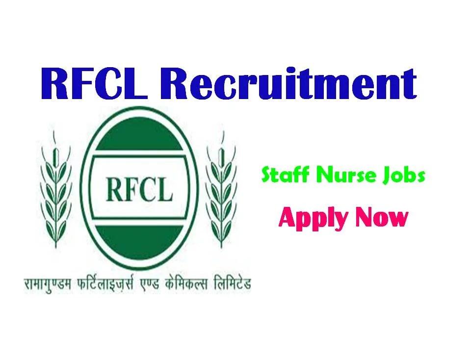 RFCL Recruitmennt 2019