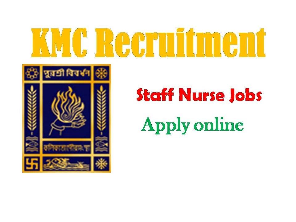 KMC Staff Nurse Recruitment