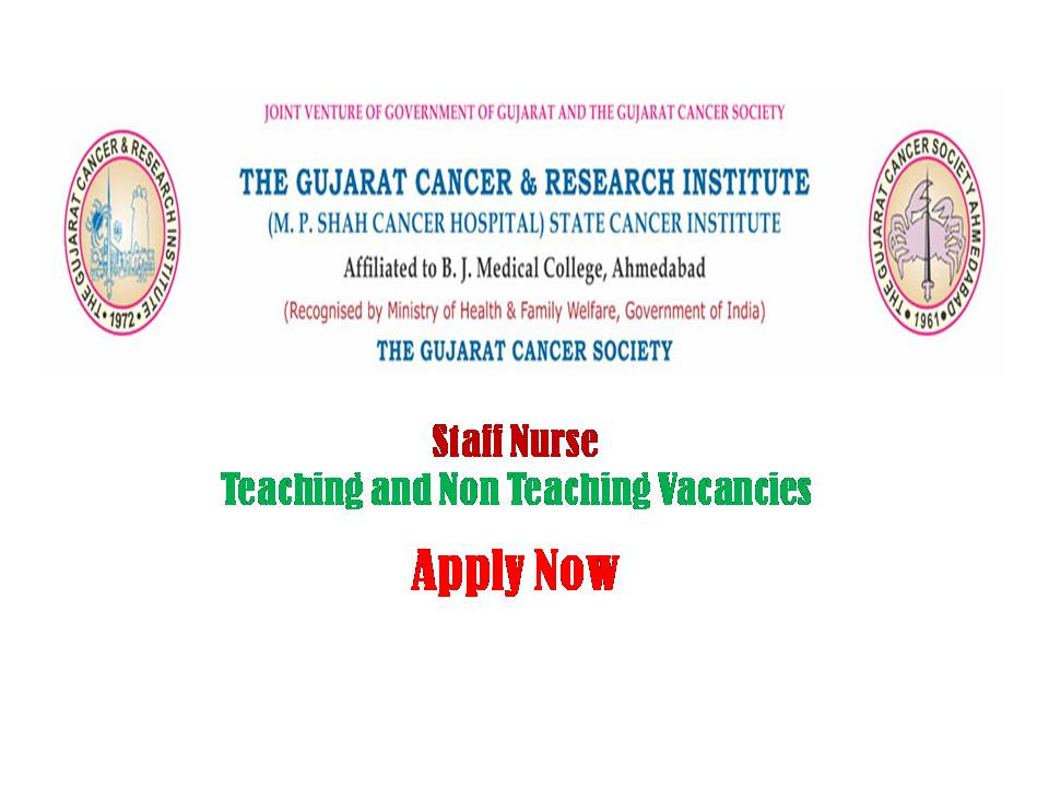 GCRI recruitment 2021