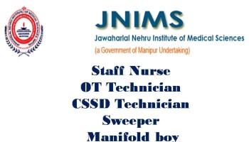 JNIMS Recruitment 2021