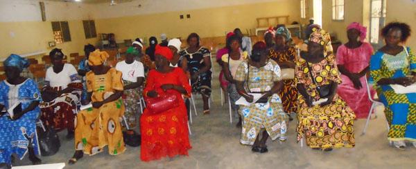 L'ATPDH échange avec les Femmes vendeuses de poisson