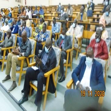 7ème Congrès de l'ATPDH: un nouveau bureau est élu
