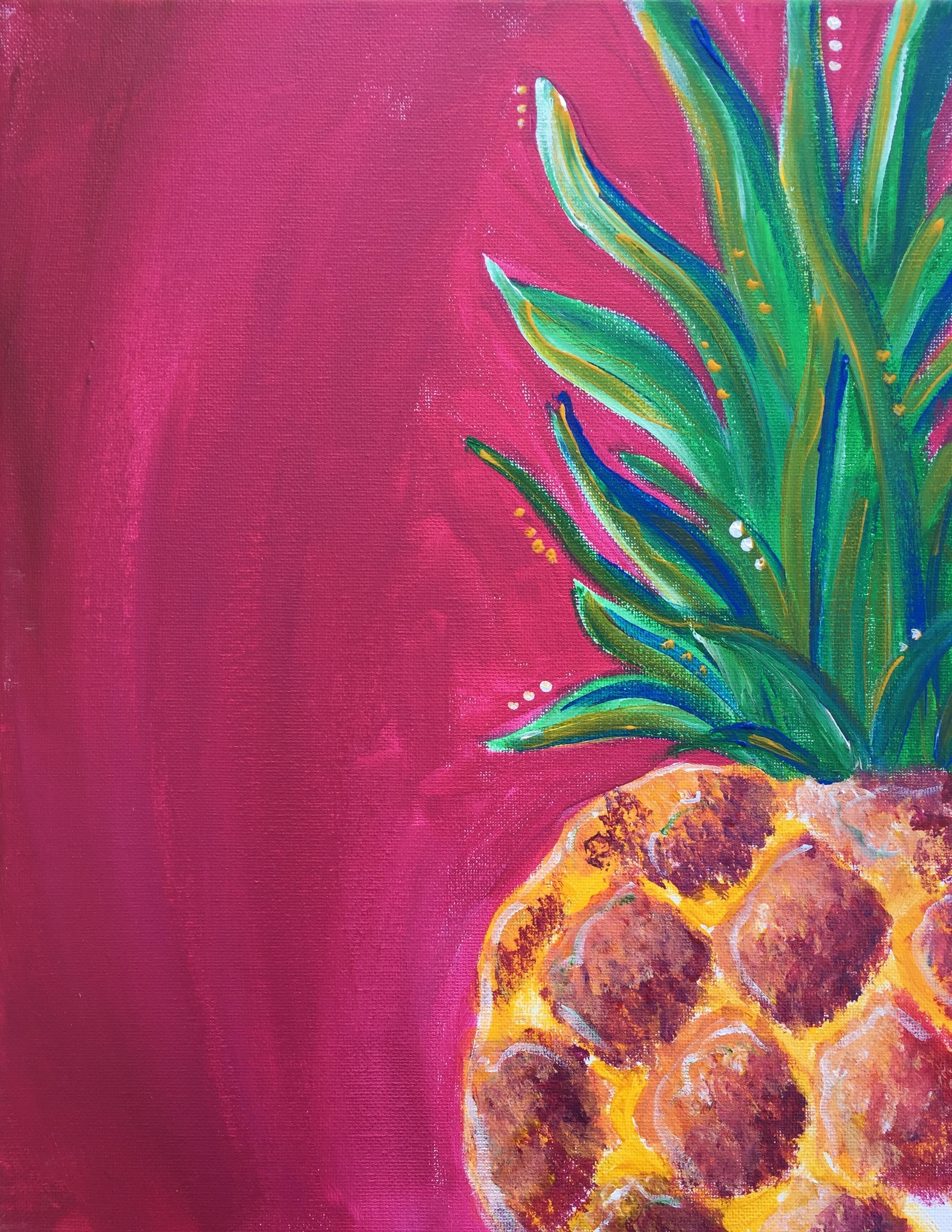 August Paint Party @ Fairmount Grille