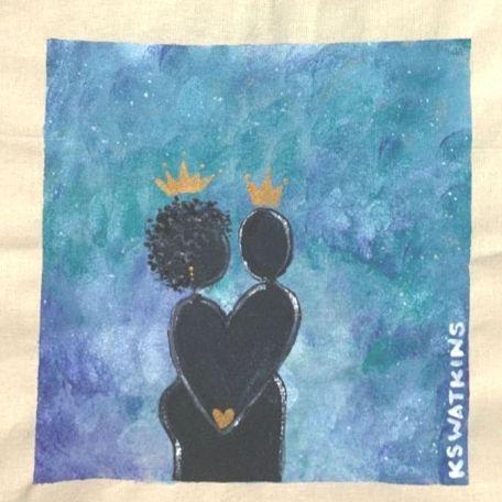 Couple Turquoise