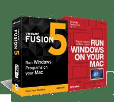 Parallels Desktop 8 vs VMWare Fusion 5: The usability