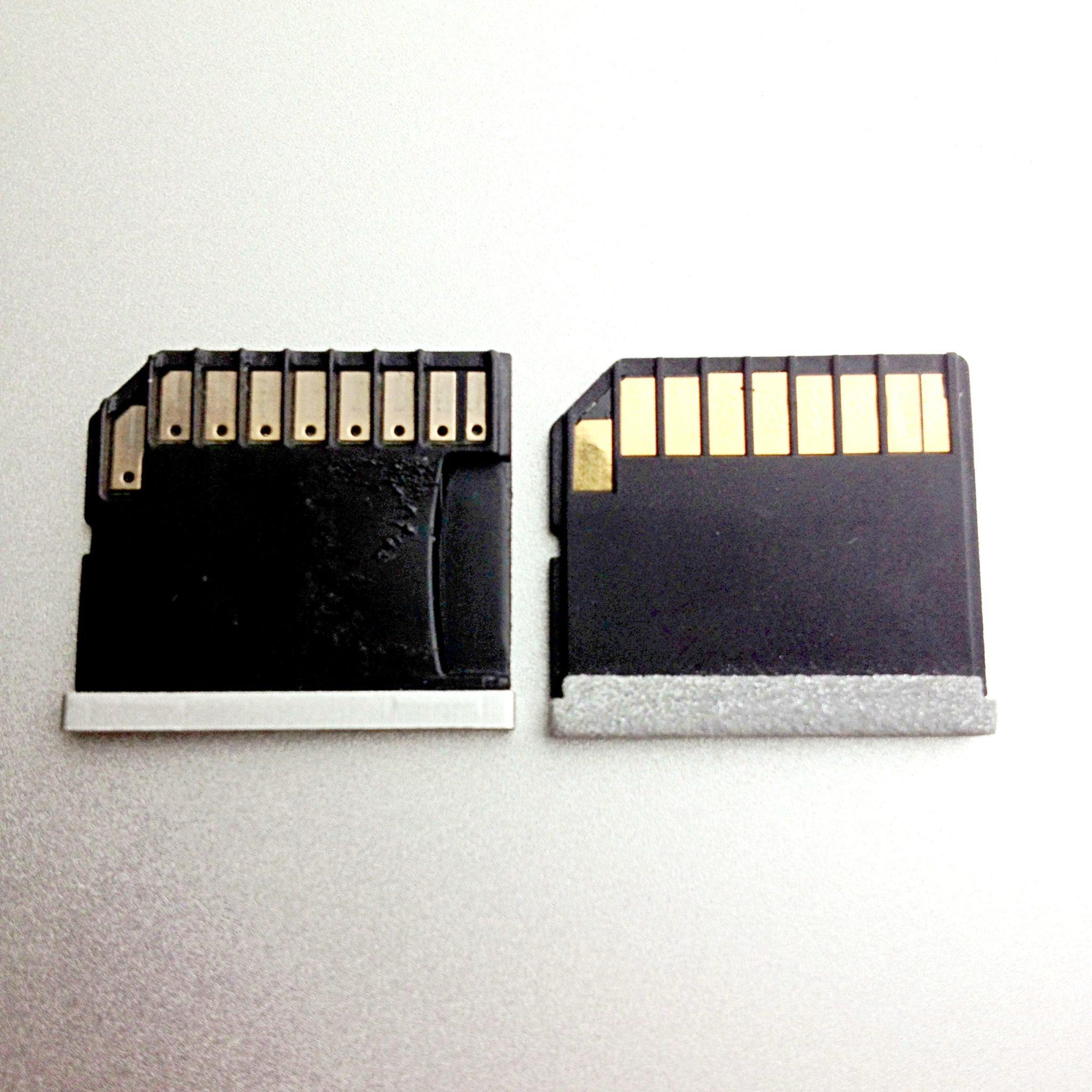 MiniDrive vs Nifty - Back View