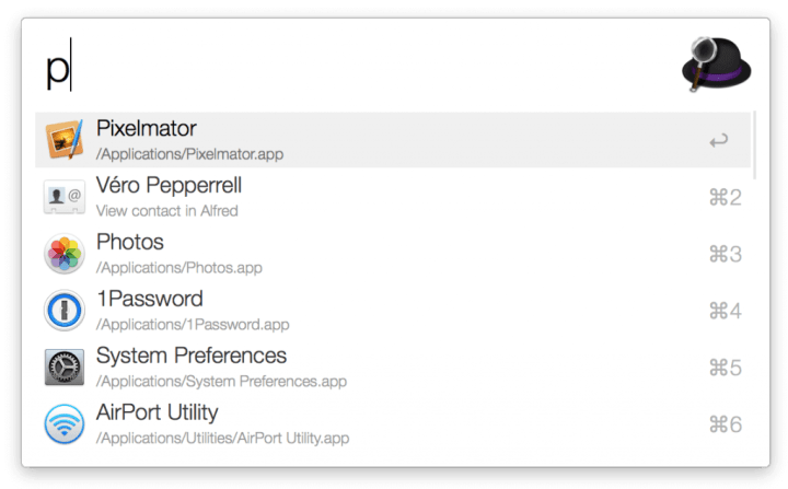apps-you-must-have-Effortless search with Alfred