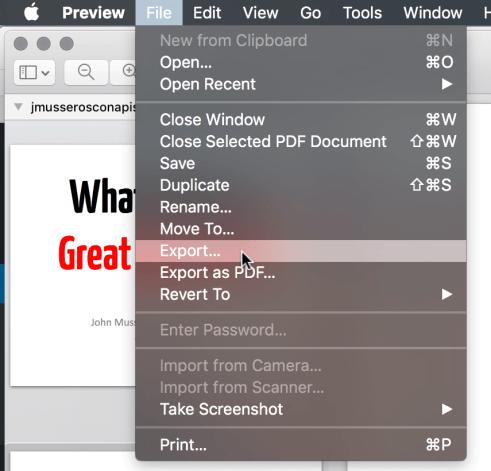 export_option
