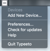 Typeeto - Using Your Mac As A Bluetooth Keyboard