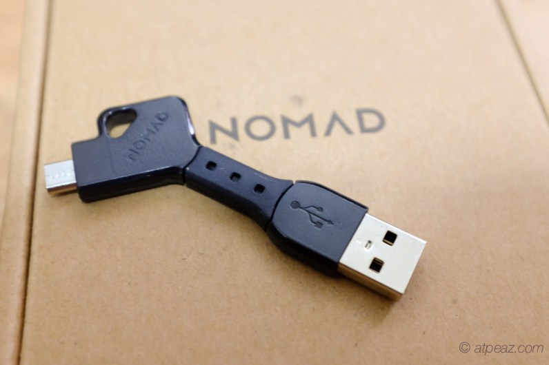 The micro usb Pod charge cable