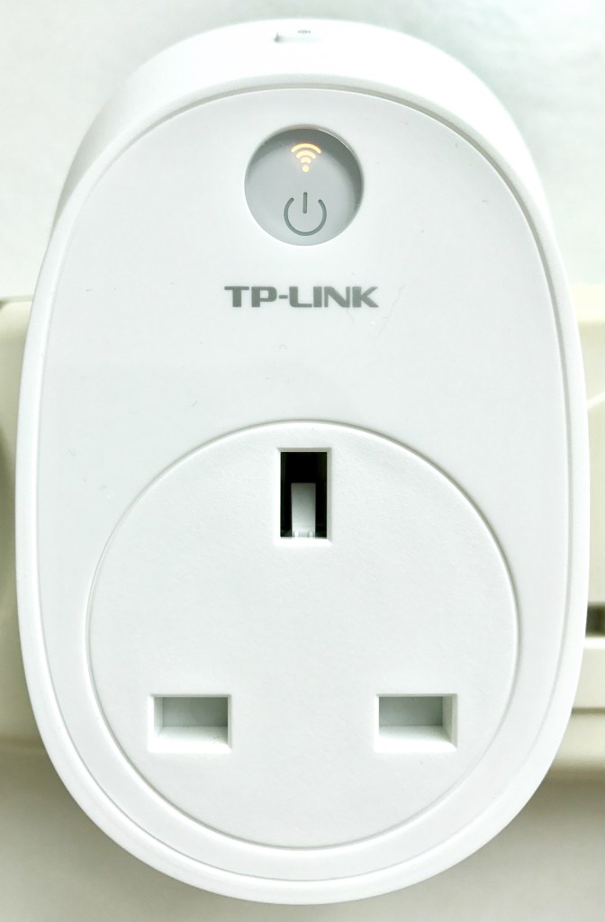 Getting the TP-Link HS110 Smart Plug to work with Apple Home & Siri