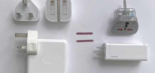 Baseus GaN 65W USB-C charger vs multiple Apple power adapters