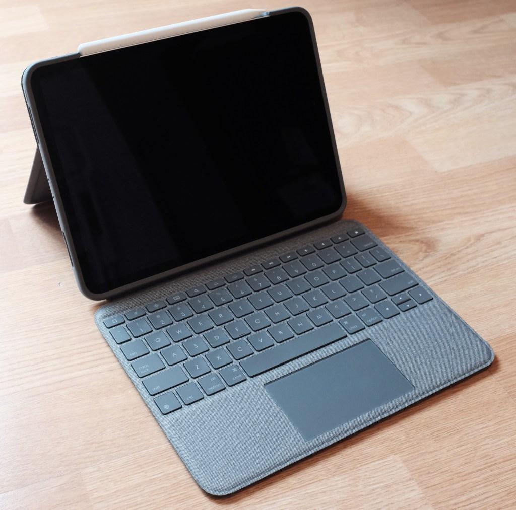 Logitech Folio Touch - iPad Pro 11