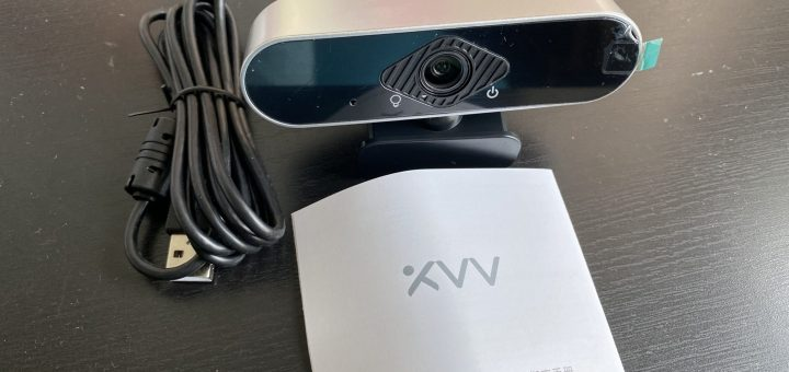 The Xiaovv webcam