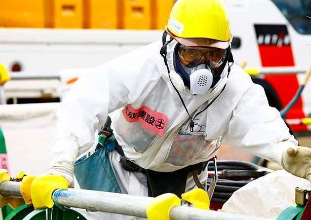「すごい廃炉 福島第1原発・工事秘録」の画像検索結果