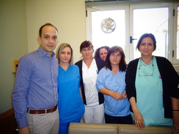 Τα Κέντρα Υγείας Πάργας και Καναλακίου επισκέφτηκε ο βουλευτής Κώστας Μπάρκας