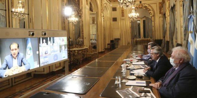 Fernández anuncia la nueva fase del aislamiento desde Misiones