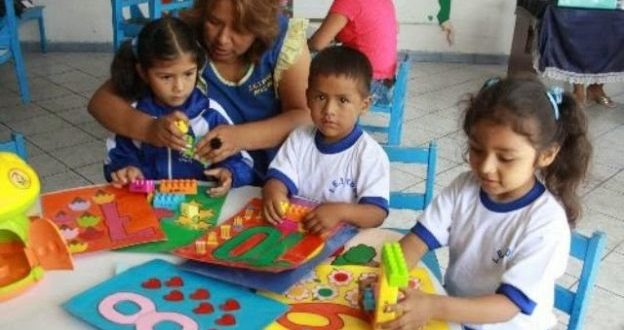 Media sanción al Sistema Provincial de Educación para la Primera Infancia