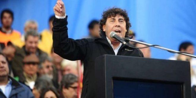 Pablo Micheli prepara un acto para el 17 de diciembre