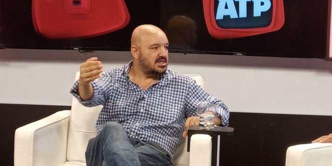"""Rodrigo Alonso: """"La presencialidad no es a cualquier costo"""""""