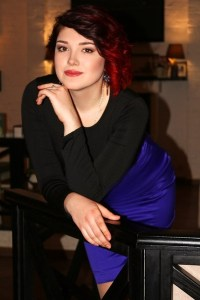 communicative Ukrainian bride from city Sumy Ukraine