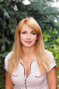 communicative Ukrainian best girl from city Kharkov Ukraine