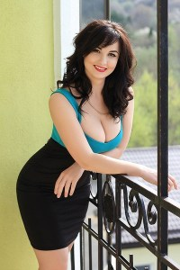 decent Ukrainian fiancee from city  Lviv Ukraine