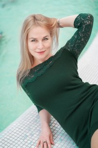 delicate Ukrainian marriageable girl from city Kiev Ukraine
