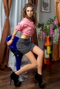 easy-going Ukrainian womanhood from city Brovary Ukraine