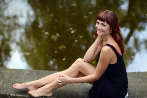 elegant Ukrainian womankind from city Rivne Ukraine