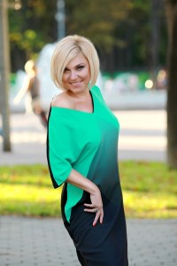 flawless Ukrainian bride from city Dnepropetrovsk Ukraine