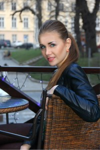 interesting Ukrainian womankind from city Lviv Ukraine