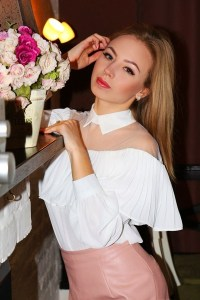 modest Ukrainian womankind from city Sumy Ukraine